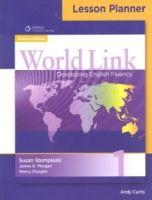 Heinle ELT WORLD LINK Second Edition 1 LESSON PLANNER WITH TEACHER´S RE... cena od 971 Kč