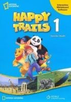 Heinle ELT HAPPY TRAILS 1 INTERACTIVE CD-ROM - HEATH, J. cena od 1248 Kč