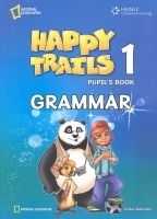 Heinle ELT HAPPY TRAILS 1 GRAMMAR BOOK - HEATH, J. cena od 347 Kč