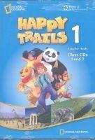 Heinle ELT HAPPY TRAILS 1 CLASS AUDIO CD - HEATH, J. cena od 661 Kč