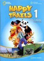 Heinle ELT HAPPY TRAILS 1 PUPIL´S BOOK + AUDIO CD PACK - HEATH, J. cena od 608 Kč