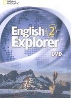 Heinle ELT ENGLISH EXPLORER 2 VIDEO DVD - BAILEY, J., STEPHENSON, H. cena od 1066 Kč
