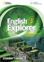 Heinle ELT ENGLISH EXPLORER 3 STUDENT´S BOOK + MULTIROM PACK - BAILEY, ... cena od 535 Kč