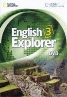 Heinle ELT ENGLISH EXPLORER 3 VIDEO DVD - BAILEY, J., STEPHENSON, H. cena od 1381 Kč