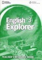 Heinle ELT ENGLISH EXPLORER 3 TEACHER´S RESOURCE BOOK - BAILEY, J., STE... cena od 960 Kč