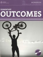 Heinle ELT OUTCOMES ELEMENTARY WORKBOOK WITH KEY AND CD - MAGGS, P., SM... cena od 261 Kč