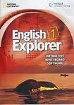 Heinle ELT ENGLISH EXPLORER 1 INTERACTIVE WHITEBOARD CD - BAILEY, J., S... cena od 1918 Kč