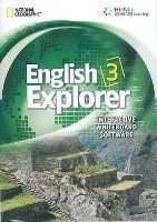 XXL obrazek Heinle ELT ENGLISH EXPLORER 3 INTERACTIVE WHITEBOARD CD - BAILEY, J., S...