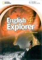 Heinle ELT ENGLISH EXPLORER 4 STUDENT´S BOOK + MULTIROM PACK - BAILEY, ... cena od 401 Kč