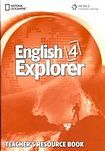 Heinle ELT ENGLISH EXPLORER 4 TEACHER´S RESOURCE BOOK - BAILEY, J., STE... cena od 960 Kč