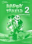 Heinle ELT HAPPY TRAILS 2 TEACHER´S BOOK - HEATH, J. cena od 309 Kč