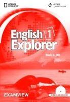 Heinle ELT ENGLISH EXPLORER 1 EXAMVIEW CD-ROM - BAILEY, J., STEPHENSON,... cena od 1381 Kč