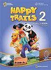 Heinle ELT HAPPY TRAILS 2 ACTIVITY BOOK WITH ANSWER KEY - HEATH, J. cena od 347 Kč
