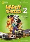 Heinle ELT HAPPY TRAILS 2 CLASS AUDIO CD - HEATH, J. cena od 661 Kč