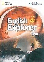 Heinle ELT ENGLISH EXPLORER 4 VIDEO DVD - BAILEY, J., STEPHENSON, H. cena od 1066 Kč