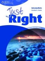 XXL obrazek Heinle ELT JUST RIGHT Second Edition INTERMEDIATE STUDENT´S BOOK - ACEV...