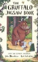 Pan Macmillan THE GRUFFALO JIGSAW BOOK - DONALDSON, J. cena od 328 Kč
