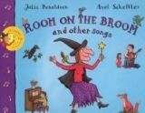 Pan Macmillan ROOM ON THE BROOM AND OTHER SONGS Book + CD - DONALDSON, J. cena od 211 Kč