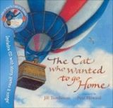 Egmont THE CAT WHO WANTED TO GO HOME - TOMLINSON, J. cena od 238 Kč