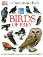 Dorling Kindersley BIRDS OF PREY ULTIMATE STICKER BOOK cena od 120 Kč