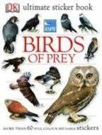 Dorling Kindersley BIRDS OF PREY ULTIMATE STICKER BOOK cena od 130 Kč