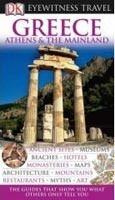 Dorling Kindersley GREECE New Edition (Eyewitness Travel Guides) - DUBIN, M. S. cena od 478 Kč