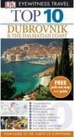 Dorling Kindersley DUBROVNIK AND THE DALMATIAN COAST TOP 10 (Eyewitness Travel ... cena od 238 Kč