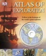 Penguin Group UK DK ATLAS OF EXPLORATION + CDROM - KERR, A. (Illustr. by), NA... cena od 388 Kč