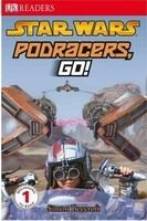DORLING KINDERSLEY READERS 1 - STAR WARS PODRACERS, GO! - BE... cena od 149 Kč