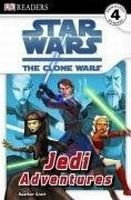 Penguin Group UK DK READER 4 STAR WARS: JEDI ADVENTURES (The Clone Wars) - SC... cena od 149 Kč