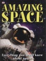 Dorling Kindersley AMAZING SPACE - DK cena od 179 Kč