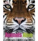 Dorling Kindersley ANIMALS ALIVE cena od 224 Kč