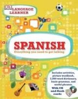Dorling Kindersley DK SPANISH LANGUAGE LEARNER cena od 291 Kč