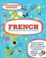 Dorling Kindersley DK FRENCH LANGUAGE LEARNER cena od 291 Kč
