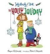 Walker Books Ltd Judy Moody & Stink: The Holly Joliday - McDonald, M. cena od 152 Kč
