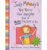 Walker Books Ltd Judy Moody´s Way Wacky Uber Awesome - McDonald, M. cena od 152 Kč