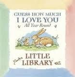 Walker Books Ltd GUESS HOW MUCH I LOVE YOU ALL YEAR ROUND LITTLE LIBRARY - MC... cena od 152 Kč