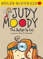 Walker Books Ltd JUDY MOODY: THE DOCTOR IS IN! - McDonald, M. cena od 152 Kč