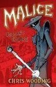 Scholastic Ltd. MALICE - WOODING, Ch. cena od 179 Kč