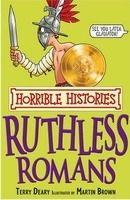 Deary Terry: Ruthless Romans cena od 148 Kč