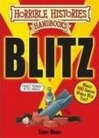 XXL obrazek Scholastic Ltd. HORRIBLE HISTORIES HANDBOOK: BLITZ - DEARY, T., PHILLIPS, M....