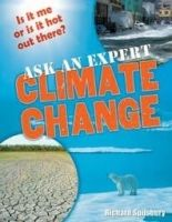 A & C Black ASK AN EXPERT: CLIMATE CHANGE - SPILSBURY, R. cena od 134 Kč