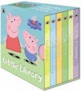 Ladybird Books Peppa Pig: Little Library (6 books) cena od 149 Kč