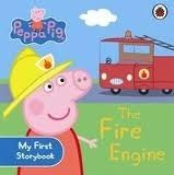 XXL obrazek Ladybird Books Peppa Pig: Fire Engine