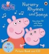 Ladybird Books PEPPA PIG: NURSERY RHYMES cena od 207 Kč