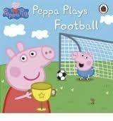 Ladybird Books Peppa Pig: Peppa Plays Football cena od 120 Kč