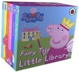 XXL obrazek Ladybird Books PEPPA PIG: FAIRY TALE LITTLE LIBRARY