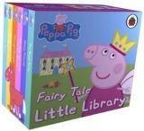 Ladybird Books PEPPA PIG: FAIRY TALE LITTLE LIBRARY cena od 110 Kč