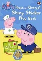 Ladybird Books PEPPA PIG: GEORGE SHINY STICKER PLAY BOOK cena od 87 Kč