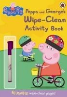 Ladybird Books PEPPA PIG: PEPPA WIPE-CLEAN ACTIVITY BOOK cena od 87 Kč